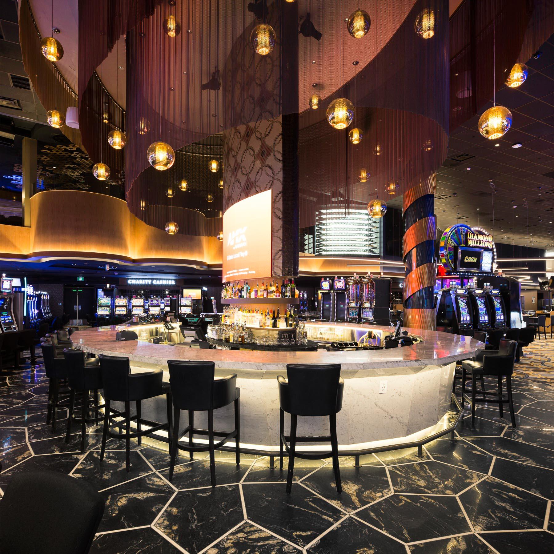 New Edmonton Casino