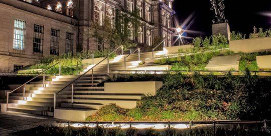 Urban Landscape Lighting Archives Ombrages