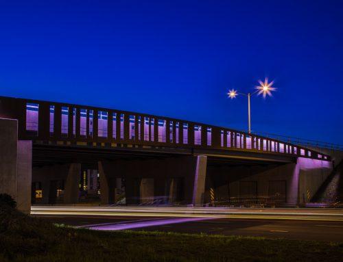 Viaduc de l'autoroute Duplessis