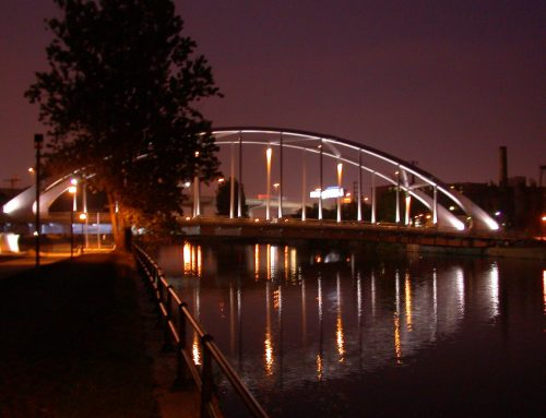 Pont Monk, Canal Lachine